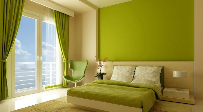 Стилистика обоев для спальни, интернет-магазин Белый Глянец